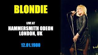 Blondie - Live at Hammersmith Odeon (12.01.1980)