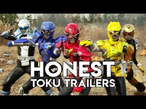 Tokumei Sentai Go-Busters - Honest Toku Trailers