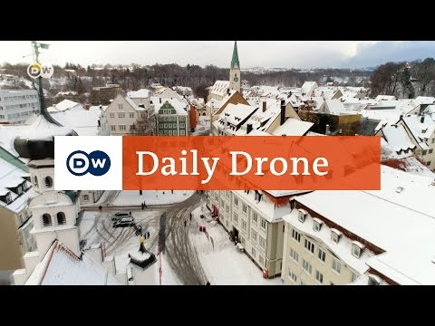 #DailyDrone: Kempten