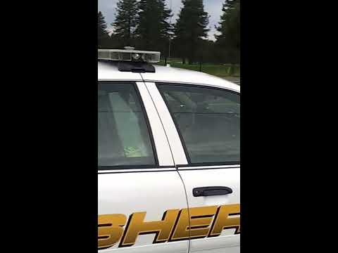 Douglas County Sheriff litters & gets owned by Cop Watchers while trying to harass them.