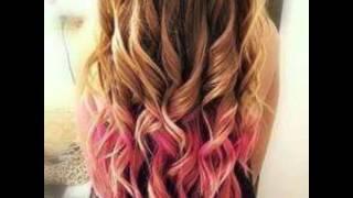 Цветни коси