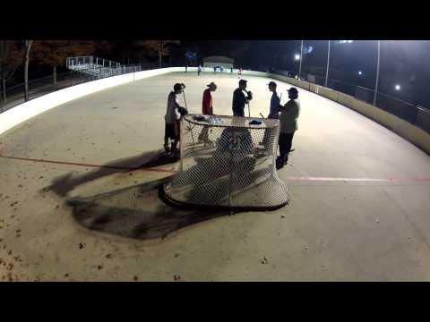 November 6th, 2013 Hockey at Marjorie Post Massapequa - 8pm