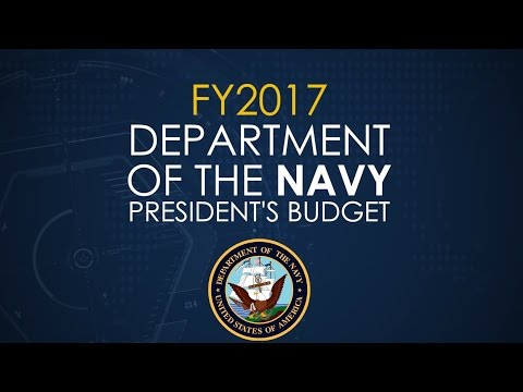 The Department of the Navy released its proposed $165 billion (Base and Overseas Contingency Operations ((OCO)) budget Feb. 9 for fiscal year (FY) 2017. This budget is part of the $583 billion defense budget President Barack Obama submitted to Congress on the same day. 