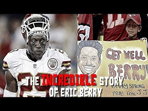 The INCREDIBLE Story of Eric Berry