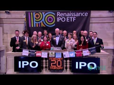 Renaissance Capital Celebrates Recent Launch of Renaissance IPO ETF