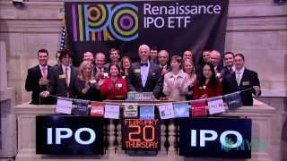 Renaissance Capital Celebrates Recent Launch Of Renaissance Ipo Etf
