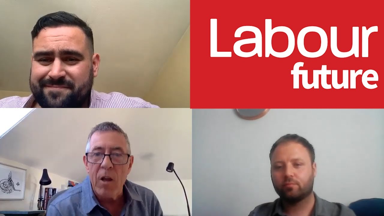 Ep.7 - John Denham on Labour and English identity