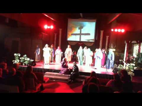 MUSICAL:  'The Easter Song' Full Musical and Drama