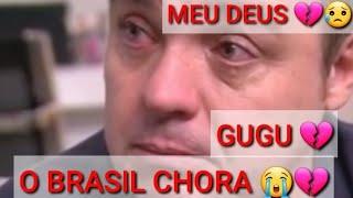 Gugu Liberato está em estado grave após acidente