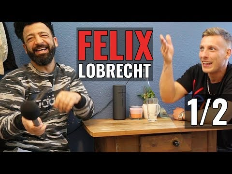FELIX LOBRECHT: Von Podcast zur Mercedes-Benz Arena, HYPE Tour & Buchverfilmung on YouTube