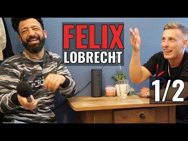 FELIX LOBRECHT: Von Podcast zur Mercedes-Benz Arena, HYPE Tour & Buchverfilmung