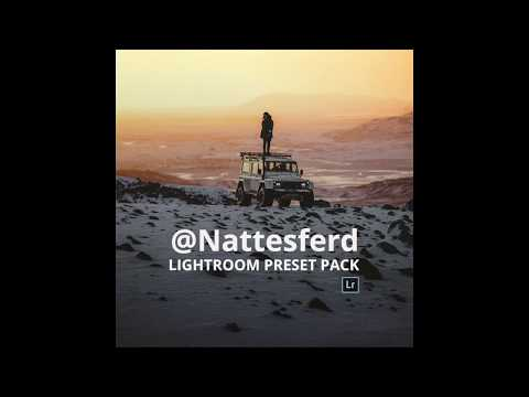 @nattestford | Premium Lightroom preset pack.