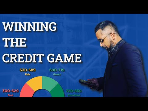 Winning The Credit Game - Finance Talk  on Jan 13   2018