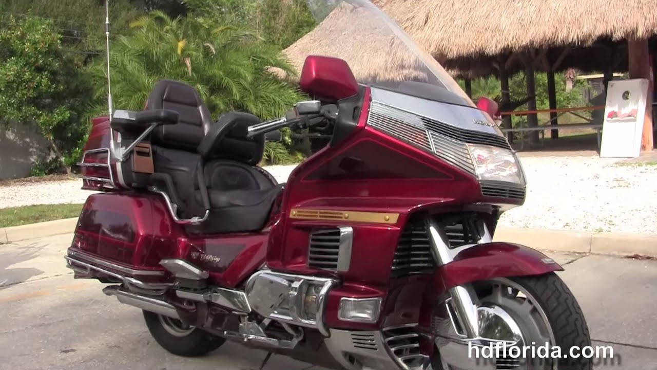 Used Goldwing Motorcycles