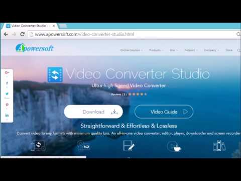 Free WebM video converter: How to convert WebM file to MP4