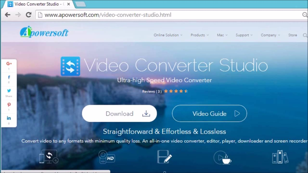 Sample video files