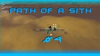 ROBLOX Star Wars OA Path Of A Sith #4 - Below Level 15 Cheese
