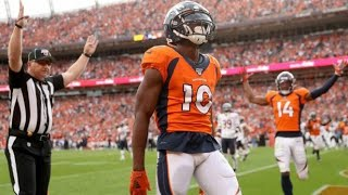 Emmanuel Sanders Highlights vs. Bears Week 2 (2019)