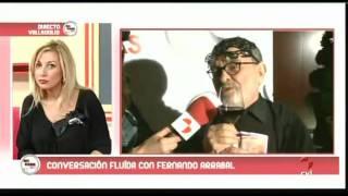EN CASA CON CRISTINA - Fernando Arrabal amenaza con morder las nalgas a Rocío Herrero