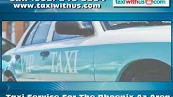 Taxi Cab Service in Phoenix AZ - TaxiWithUs