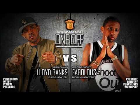 LLOYD BANKS TO MAKE HIS URL DEBUT !?!?!? WOWWW !!!