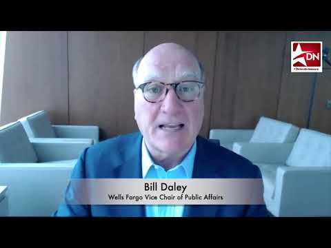 Defender Network: Wells Fargo's Bill Daley on Wells Fargo Helping Small Businesses (10/21)