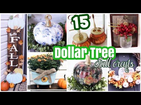 15-best-dollar-tree-diy-fall-home-decor-crafts