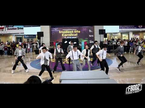 Foreign Bodies Student Life Carnival 2018 performance Day 01