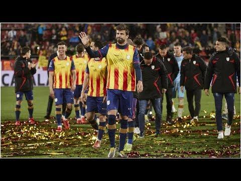 """Piqué: """"Rindo más con el Barça porque no voy con la Selección"""""""