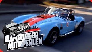 Folge 3: Ein cooler Ami für den besten Scorer der Bundesliga | Hamburger Autoperlen