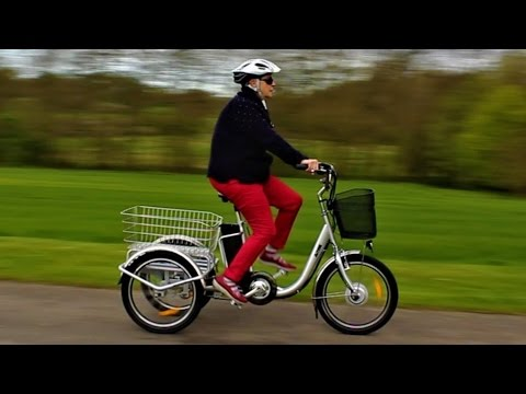 ebike - Amazing Electric Trike Mobility Scooter