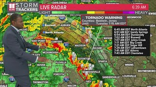 Tornado watch in effect until 1 p.m. for these metro counties