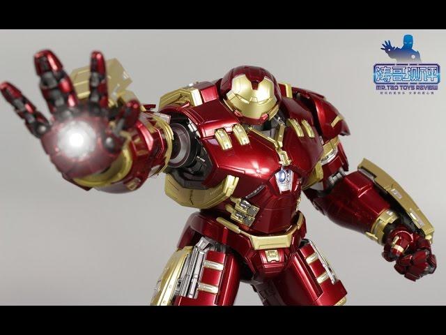 【涛哥测评】SH Figuarts Hulk Buster MK44 Review IRONMAN 钢铁侠反浩克装甲