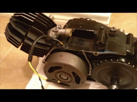 Moped Mechanic Techniques (Tomos A3  Equivalent Spark Check) - YouTube