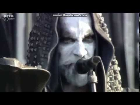 Behemoth - Blow Your Trumpets Gabriel (Live at Hellfes 2014)