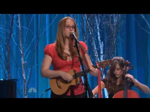 Sara Bareilles Ingrid Michaelson Winter Song 9Dec2008