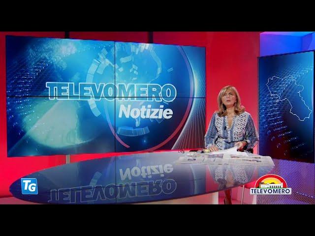 TELEVOMERO NOTIZIE 20 OTTOBRE 2021 EDIZIONE delle 20 30