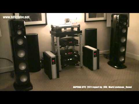 HIFi Time Review Mark Levinson No 53 monoblock amplifier