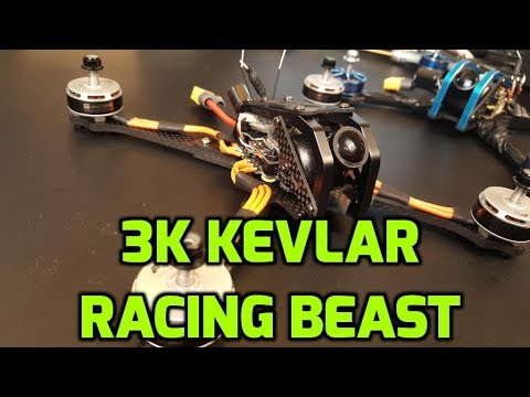 How to build a Racing Drone  // F40 V3, Tattoo F4S, lightning Kevlar