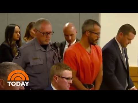 Video Shows Chris Watts Confessing To Wife's Murder | TODAY