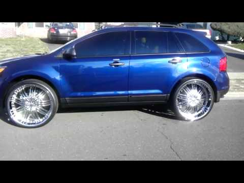 1st 2012 Ford Edge On 26 S Youtube
