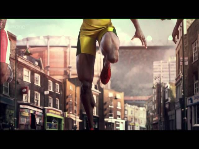 Sports and Olympics - London 2012 trailer