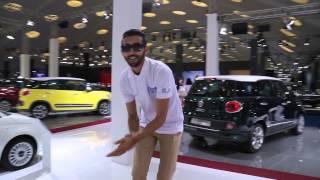 Pharrell Williams - Happy ( Fiat AUTOEXPO 2014 - Casablanca )
