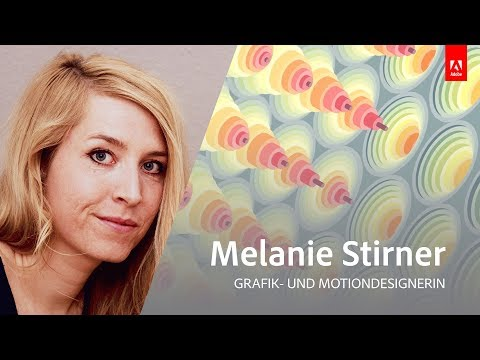 Live Motion Design mit Melanie Stirner - Adobe Live 3/3