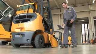 Б/у оборудование Jungheinrich(Далеко не всегда есть возможность купить новую технику. При этом дело не должно стоять на месте. В таком..., 2012-04-02T08:12:43.000Z)