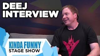 Destiny Community Manager Deej - Kinda Funny Stage Show E3 2015