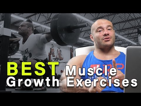 Choosing Exercises for Muscle Growth