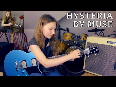 Hysteria - Muse (guitar Cover)