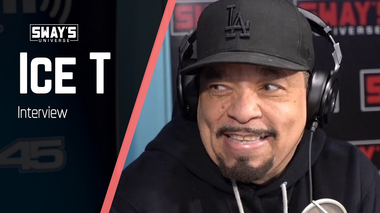 Ice T Interview on Sway in the Morning
