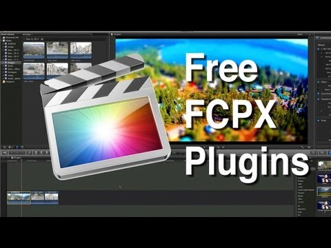 Image result for FCPX plugins